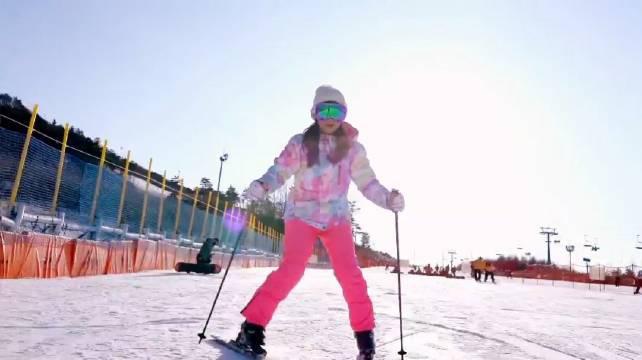 不滑雪的冬天是不完整的!……