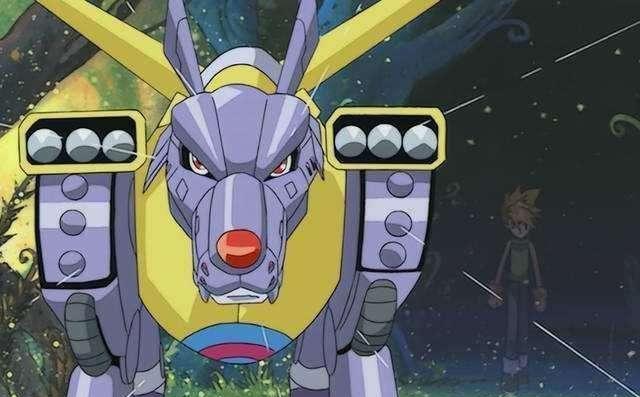 数码宝贝:钢铁加鲁鲁还能再进化?毁灭之神,实力超越阿尔法兽
