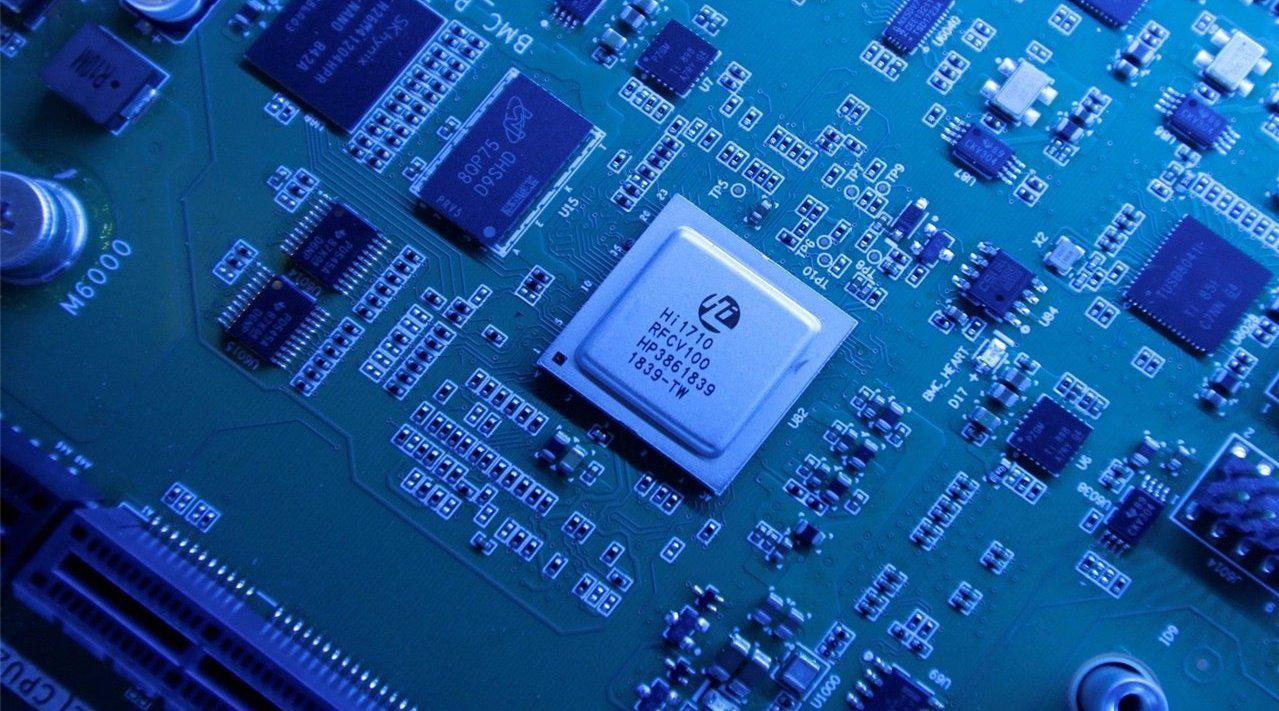 华为量产28纳米OLED屏幕驱动芯片……