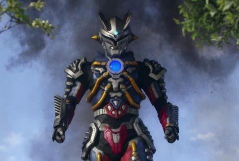 机器赛罗应该算是人类制造的最接近奥特曼战斗力水准的人造兵器!