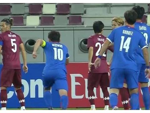 故意手球送点!一场2-0让广州恒大遭出局,日韩球队携手出线