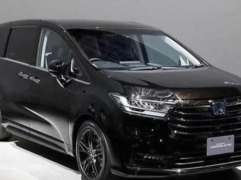 新款本田奥德赛海外实拍 新车继续提供两种动力系统