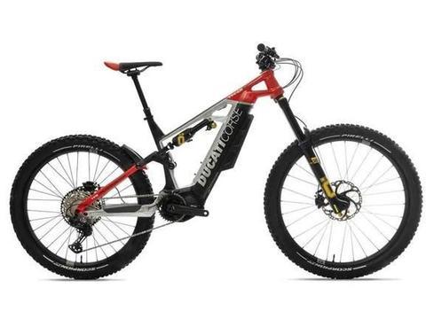 杜卡迪推出电动自行车?速来围观!