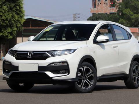 本田新XRV上市:延续经典造型,配置略有升级