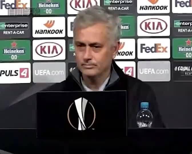 记者提问穆里尼奥:现在是热刺踢阿森纳的好时机吗?