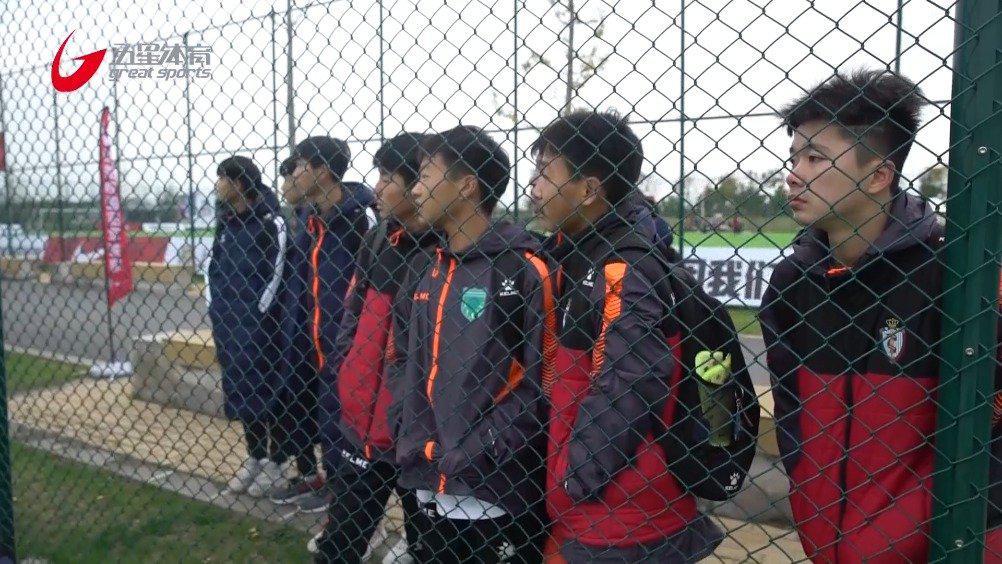 """近期,由上海市校园足球发展中心承办的""""2020上海市校园足球联盟联赛"""""""