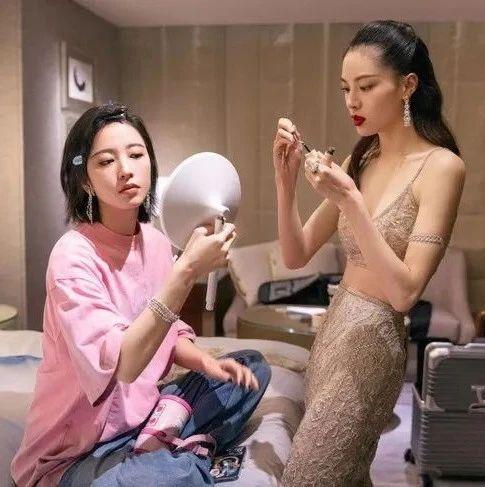 美人计 | 化妆师钟楚曦,接了周雨彤这第一个客户