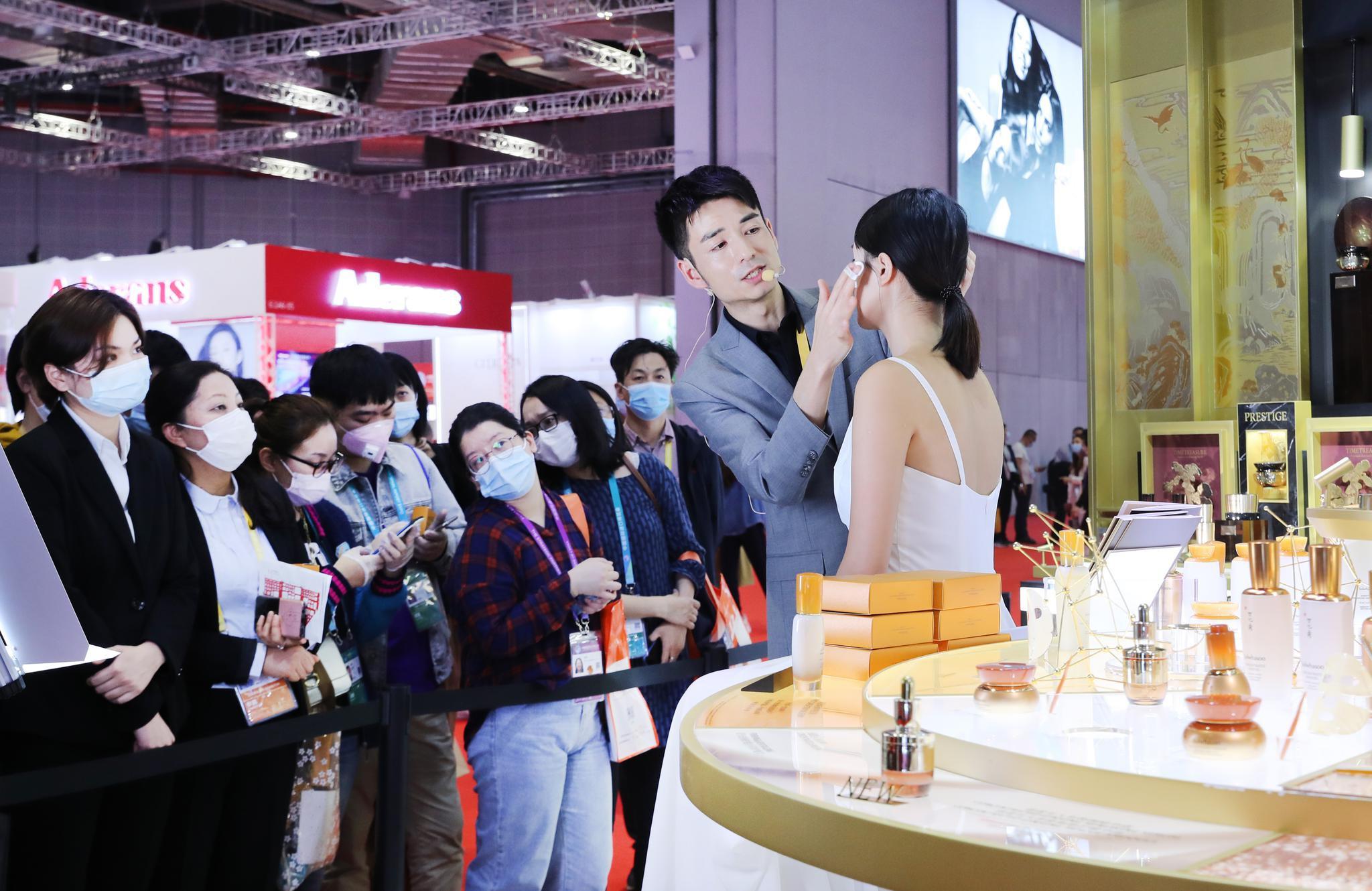 韩国爱茉莉太平洋集团高管黄永慜:持续开发中国市场的经营战略不会改变