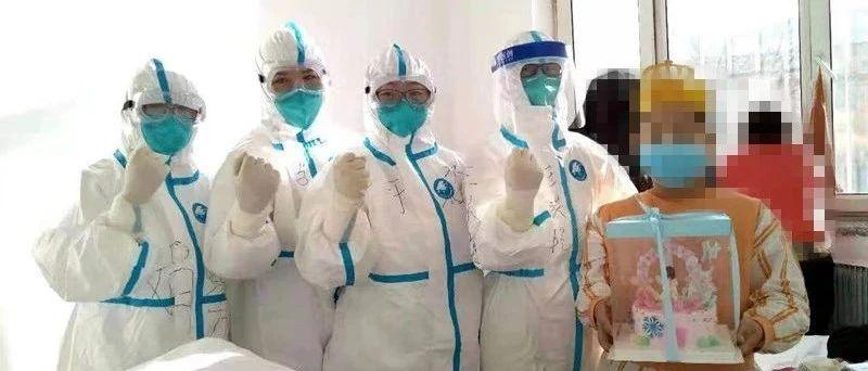 【众志成城 抗击疫情】满洲里市新冠肺炎患者得到有效救治整体病情趋稳向好