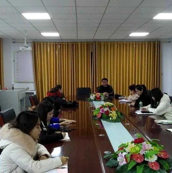 强化教学管理 提高教学质量!忻州六中开展青年教师培训