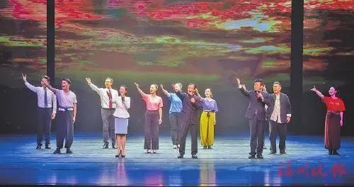 第十届福建省中青年演员比赛落幕 福州获一金五银七铜
