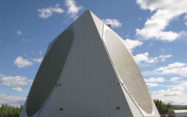 风水轮流转,巨型雷达出现在美军家门口,距离不足200公里