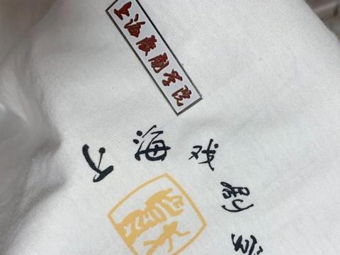 表演系气质学姐在上海戏剧学院等你,考生们加油呀,成为幸运锦鲤