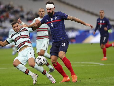默森:建议吉鲁留在切尔西,他在法国队的位置很稳固