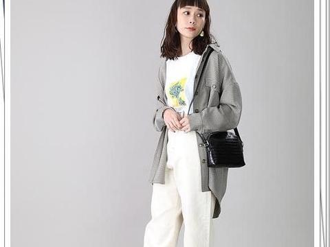 高腰裤怎么搭配?2020秋冬不同裤型的日系流行穿搭示范