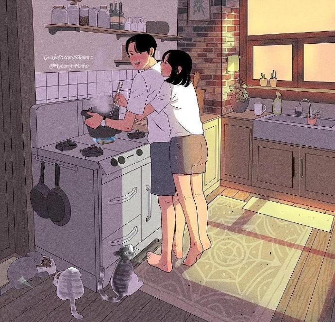 我觉得婚姻是一个壳,两个成年人要把所有最坏的事情都说好…………