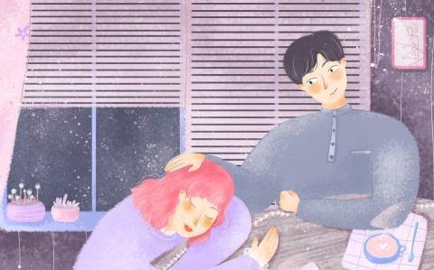 """夫妻间的矛盾,除了这一个,都是""""睡一觉""""可以解决的"""