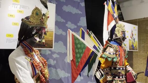 在上海体验原味藏戏艺术,更多格萨拉文化非遗作品将展出