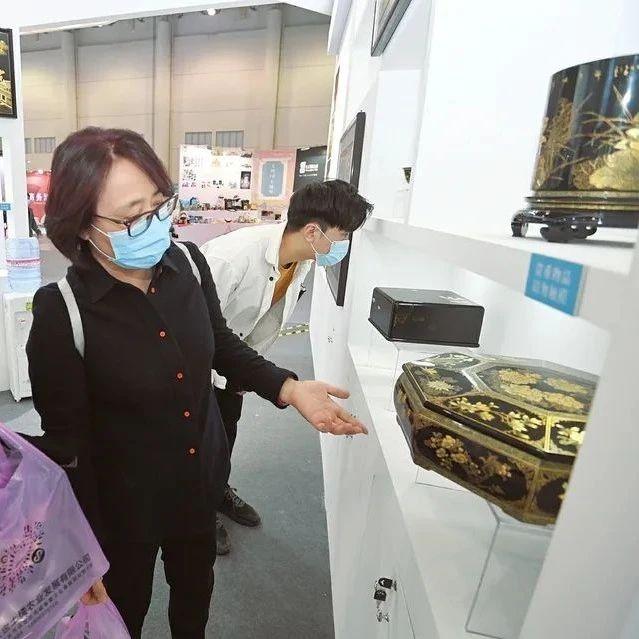 第十三届海峡两岸文博会启幕 山西药茶、山西三宝厦门受瞩目!