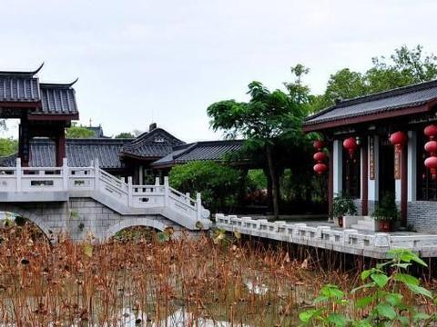 惠州一园林备受青睐,景色不输清晖园,投资6000多万打造