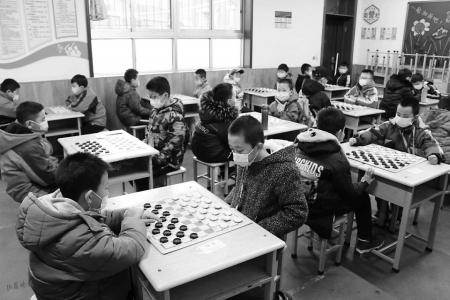 """山西国际跳棋运动:从""""孤独求败""""到""""桃李满园"""""""