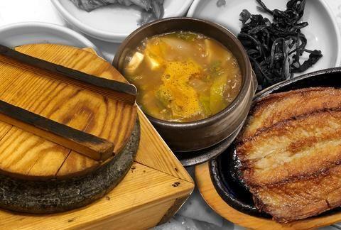 在西塔干饭就得走流程,小热炕,大麦茶,一饭还能三吃