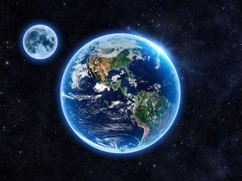 嫦娥五号发射成功,地球唯一的卫星,月亮是怎么形成的