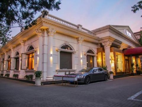 婚礼堂发布:5A级历史保护区,天津市中心的英式园林花园