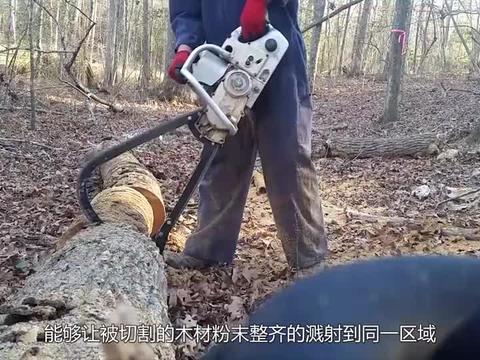 牛人自制新型锯木神器,或改变现有锯木方式,一经推出被疯抢!