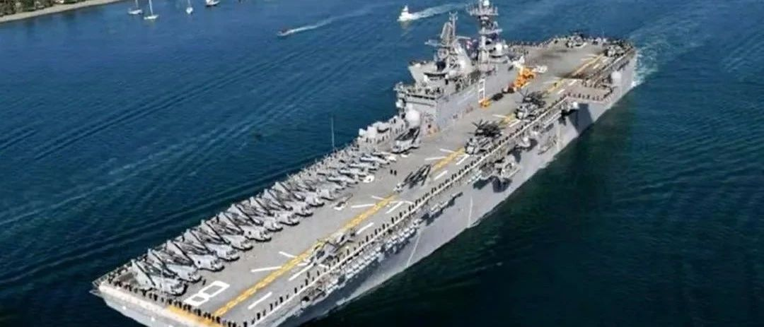 美军两栖戒备群兵分两路,进入南海……
