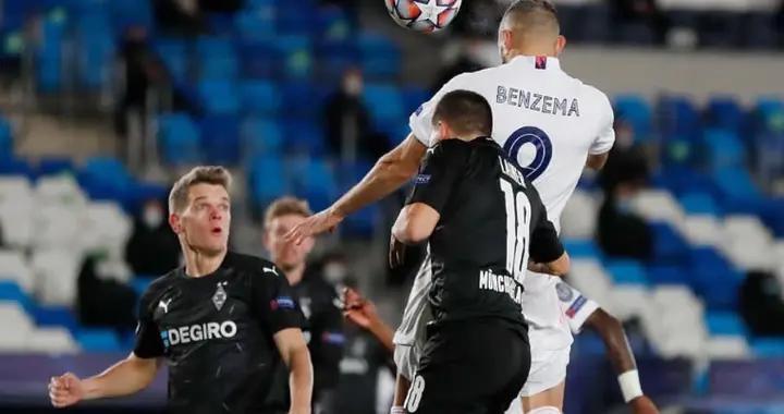 皇马神锋欧冠小组赛进球破50大关,仅次于C罗梅西