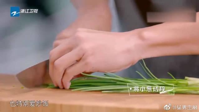 你有所不知的谢霆锋特色——烤鱿鱼与炒饭完美结合!