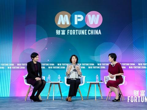 《财富》中国最具影响力商界女性未来榜发布施耐德电气董杏丽入选