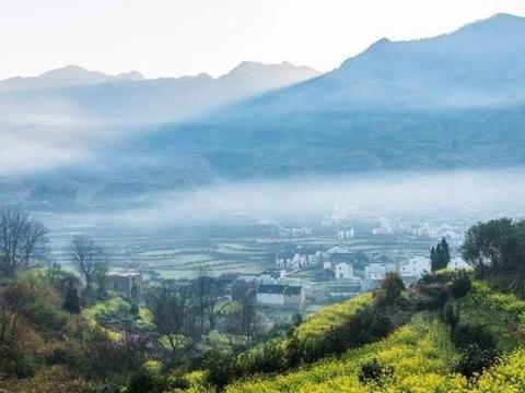 """江西一座知名度很大的小城,有""""中国最美的乡村""""之称,你来过吗"""