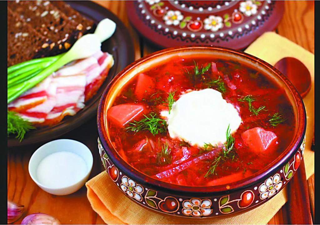 """关于红菜汤的起源 俄罗斯和乌克兰争得""""面红耳赤"""""""
