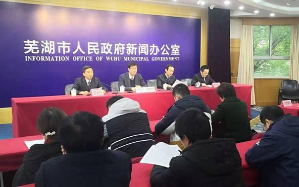 安徽芜湖住建局:将房地产调控目标细分到各区县,签订责任状图片