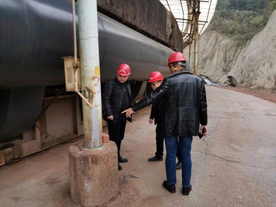 芷江县深入开展矿山和工贸领域专项整治行动