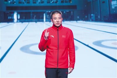 """劉博強""""半路出家""""的冬奧制冰師"""
