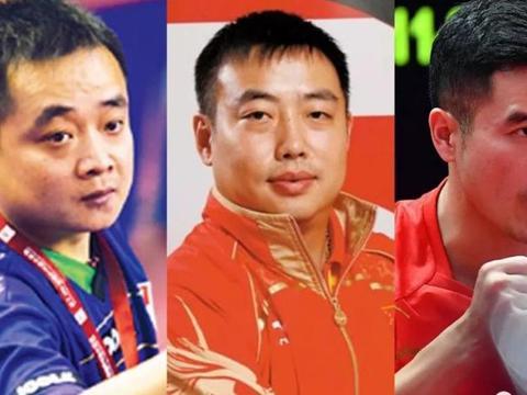 男乒三位虎将,刘国梁、刘国栋和刘国正,到底是啥关系?