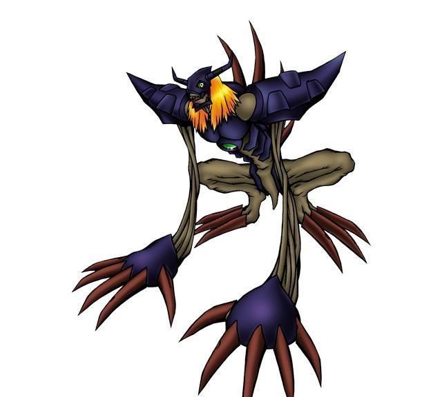 数码宝贝:享受破坏的数码兽,再进化超究极体,奥米加兽一生之敌