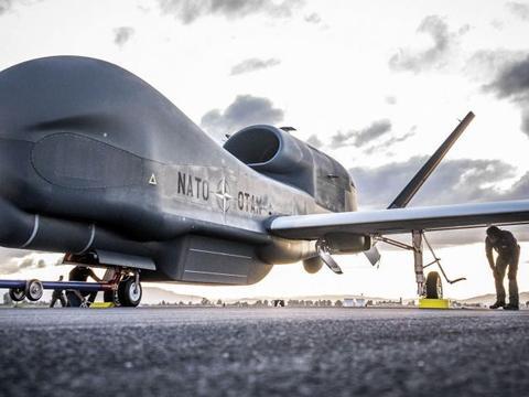 诺斯罗普-格鲁曼公司参与北约联盟地面监视系统