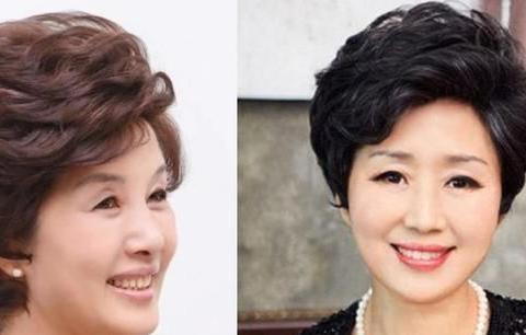 分享几款老年人的发型很好打理,时尚又减龄,今年就这么烫了