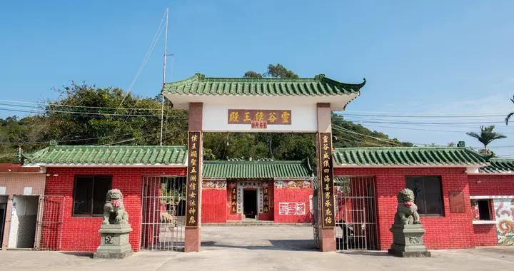 广东阳江海陵岛神秘小庙,奉祀何人不详,但香客如云