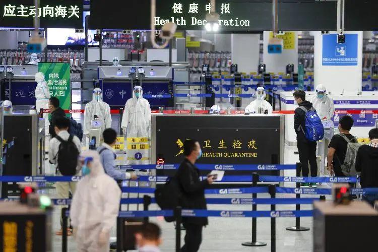 织密疫情防控安全网,这种无线局域网在重庆机场口岸投用图片