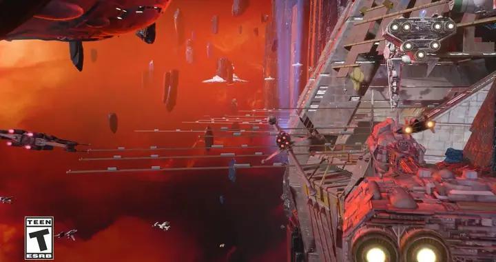 《星战:战机中队》4.0版更新 新地图福星港狗斗