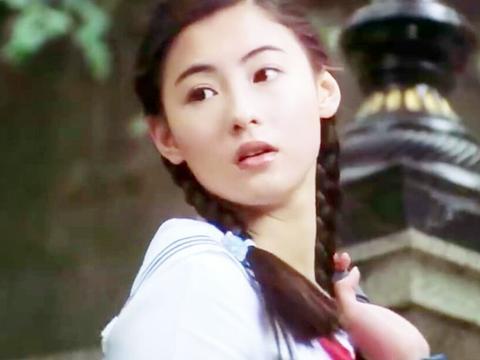 曾经打破我印象的香港女星之《喜剧之王》张柏芝