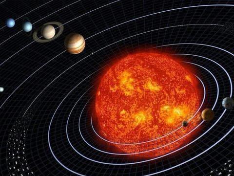 一颗巨大的天体,其运行轨道很奇特,它为寻找第九行星提供了思路