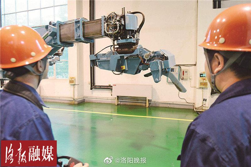中信重工科创园:打造国内一流机器人及智能装备产业新高地
