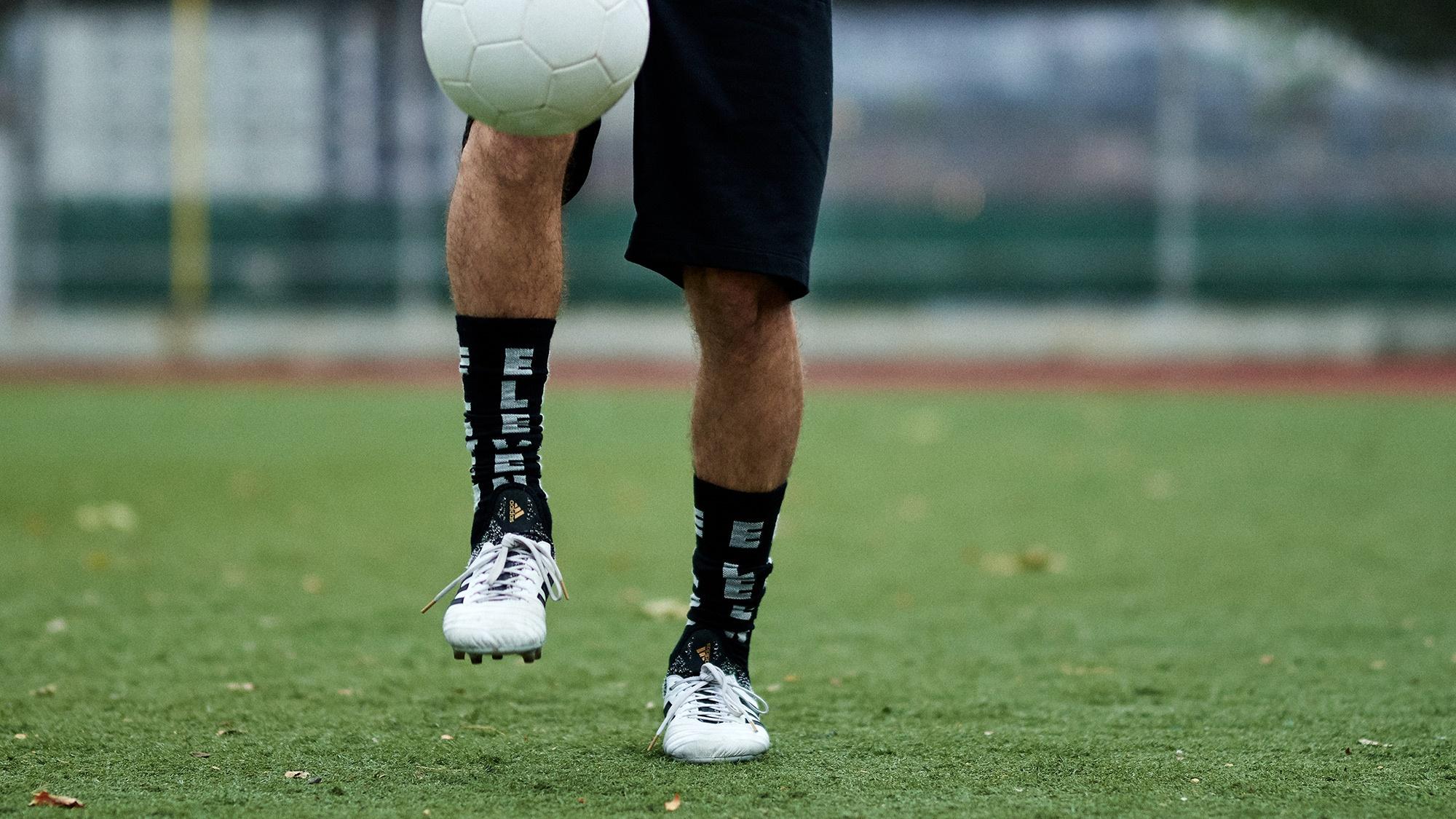 五个提高控球能力的颠球练习