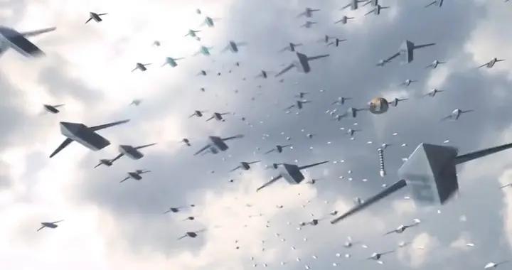 美军打算拿自杀无人机蜂群,打大国之间的战争,可行性多大?